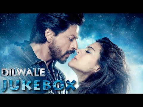 Dilwale Jukebox - Shah Rukh Khan | Kajol |...