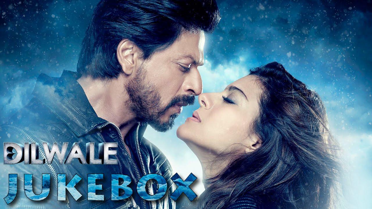 Download Dilwale Jukebox - Shah Rukh Khan | Kajol | Varun Dhawan | Kriti Sanon
