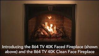 Fireplace Xtrordianir 864TV 40K Overview