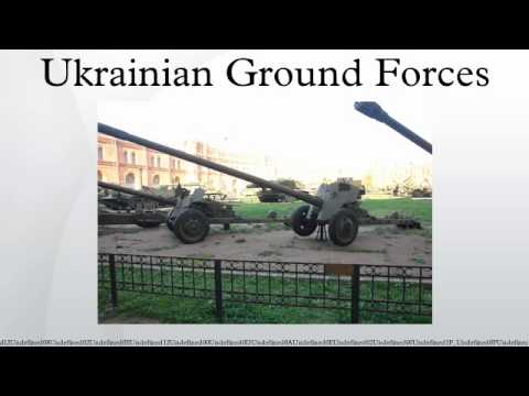 Ukrainian Ground Forces