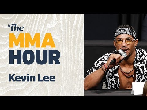 Kevin Lee Says Interim Title Fight with Tony Ferguson is for 'Real Lightweight Championship'