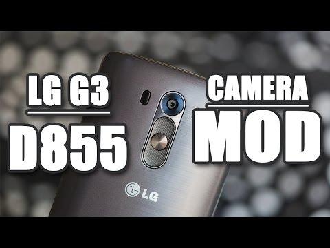How to IMPROVE LG G3 camera | LG v10 Camera Mod For LG G3