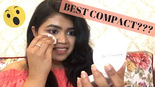 MAYBELLINE WHITE SUPERFRESH COMPACT REVIEW SHADE-SHELL PRITIKA G