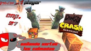 EL MALDITO PUENTEEEEE|Crash Bandicoot-Cap. #7|👾Imajin GT Player🎮