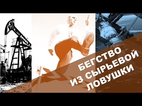 Как выбраться из сырьевой ловушки Казахстану Тренинг Экономика часть 4