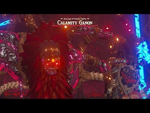 Zelda Botw Calamity Ganon