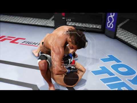 UFC_Nick Diaz Vs Vítor Belfort