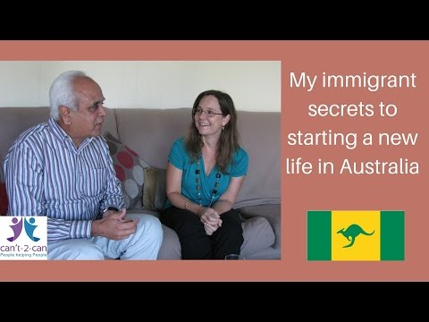 How to Become Successful as an Immigrant to Australia by Rajiv Bedse