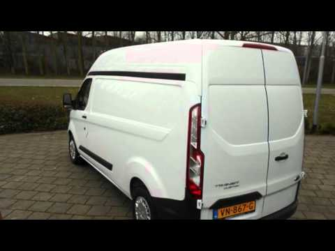 ford transit custom l2h2 125pk youtube. Black Bedroom Furniture Sets. Home Design Ideas