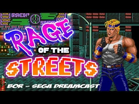 Beats of rage dreamcast rom