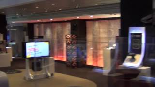 SONY STORE IN NEW YORK ( LOJA DA SONY ) - PLAYSTATION FLOOR