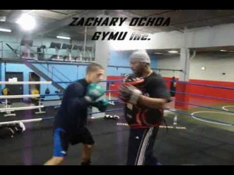 Zachary Ochoa  GYMU inc. New Padwork