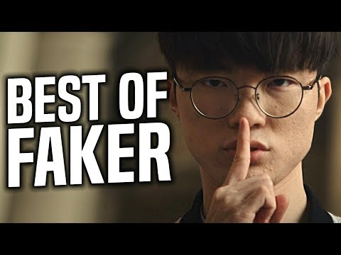 "SKT T1 FAKER 2019 MONTAGE "" THE LEGEND "" - BEST OF FAKER 2019 ( LCK Spring & Summer, MSI & Worlds )"