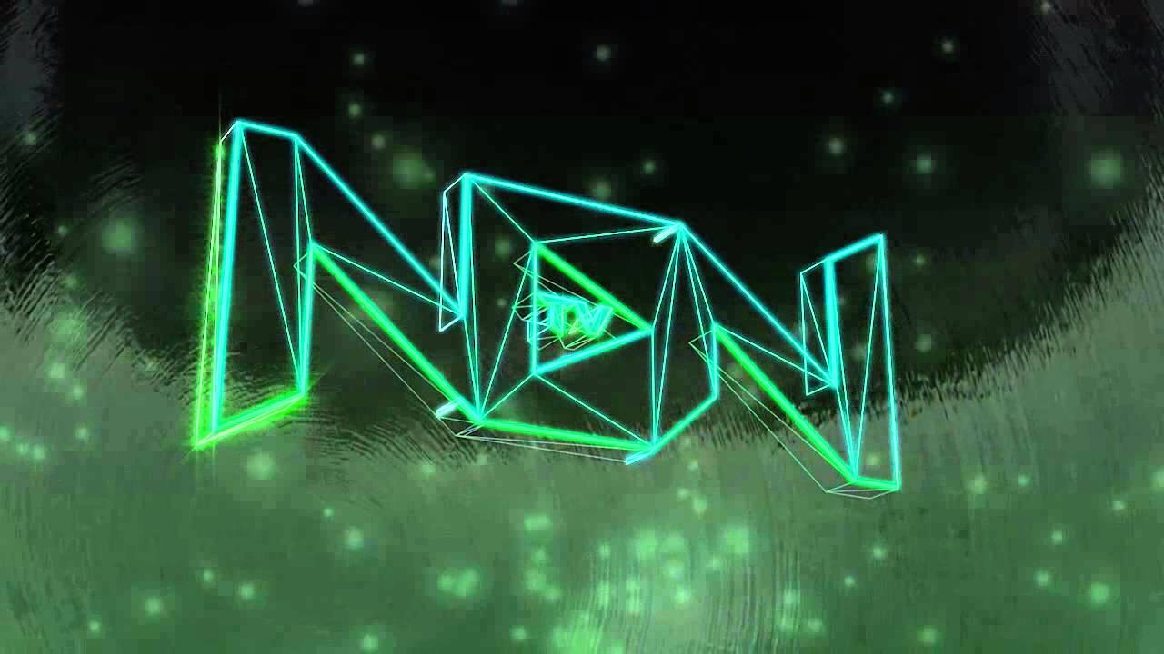 NDNTV Logo Animation Concept 09 (Wireframe Test)
