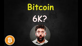 Bitcoin Going To 6K Or 10K? - 🔴 LIVE Crypto Trading