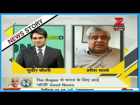 DNA: Meet Harish Salve, who fought Kulbhushan Jadav case at ICJ