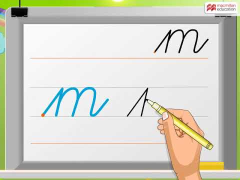 Cursive Writing Small Letter M Macmillan Education India Youtube Over the past two decades, cursive has become known for writing smart, tightly woven concept albums. cursive writing small letter m macmillan education india