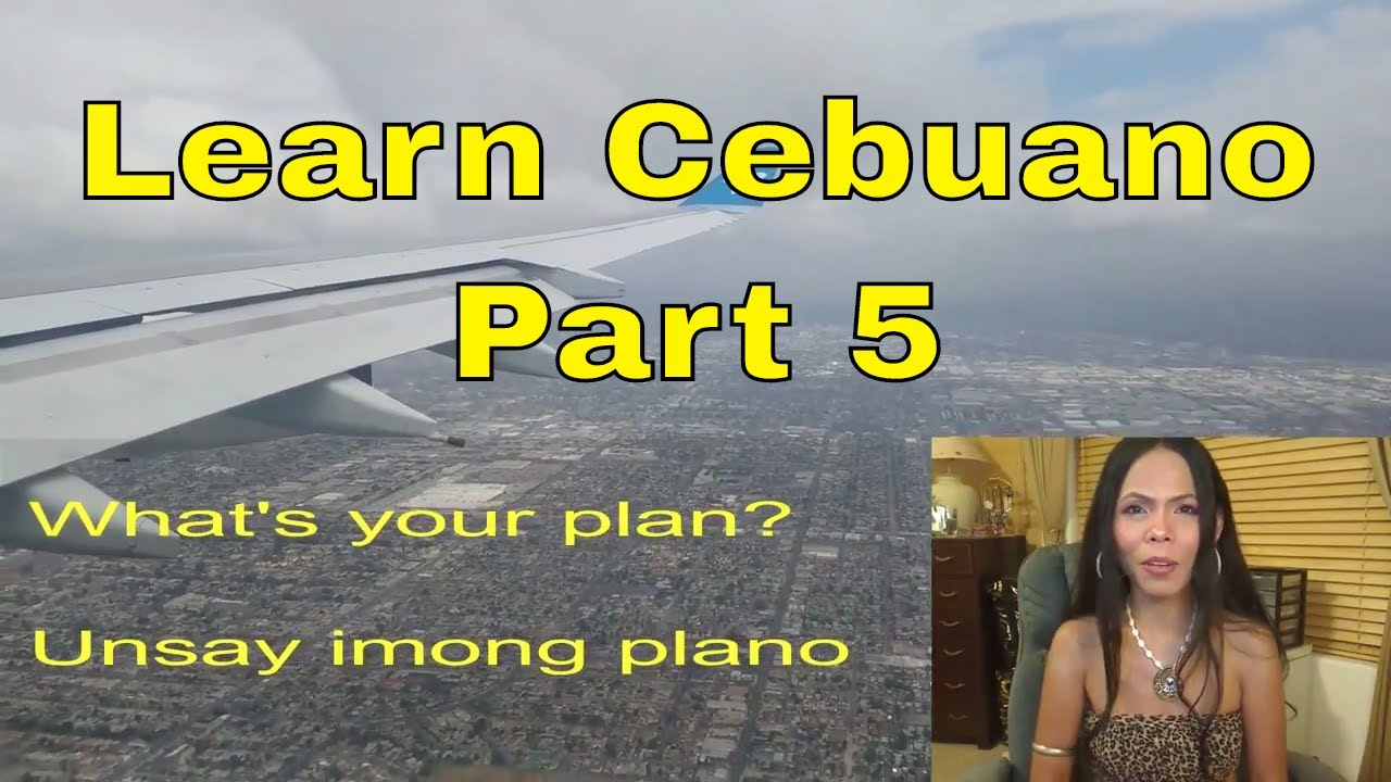 Learn Basic Cebuano Lesson 5 Introductions Greetings Youtube