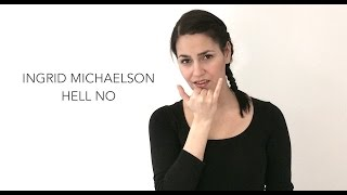 Hell No (a cappella cover) - Ingrid Michaelson & Deaf West Theatre
