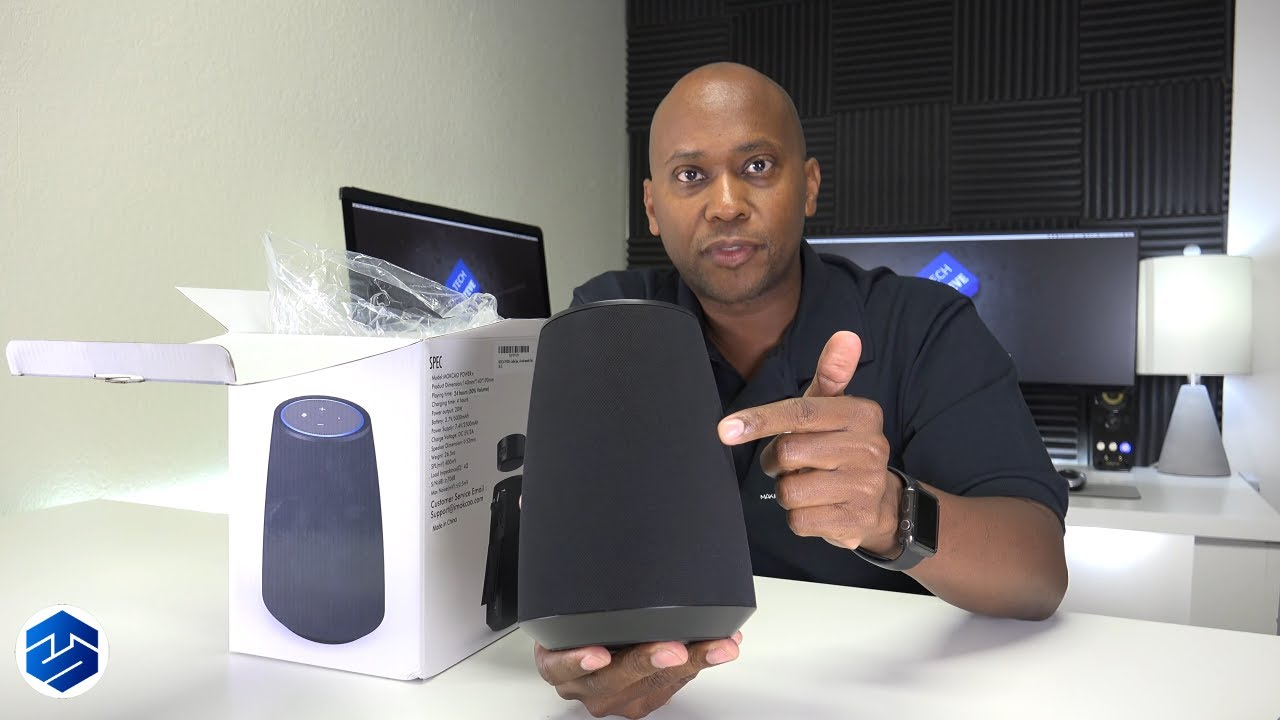 MOKCAO POWER+ Echo Battery Powered Speaker Review