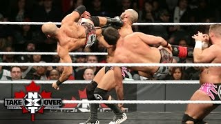 #DIY takes the fight to NXT Tag Team Champions The Revival: NXT TakeOver: Toronto: November 19, 2016