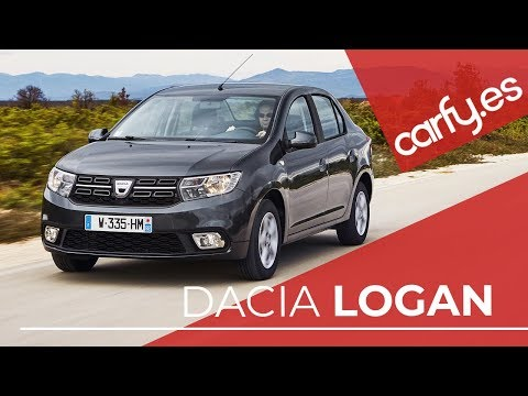 DACIA LOGAN | Ficha técnica - Review ✅