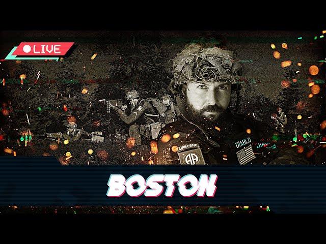 [ES] OPERACIÓN BOSTON - OVERLORD - DÍA D - 82ª DIVISIÓN AEROTRNSPORTADA - Squad ALPHA