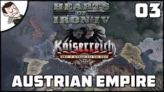 INVADING POLAND! Kaiserreich Alpha Campaign Part 3 (Hearts of Iron 4 Mod)