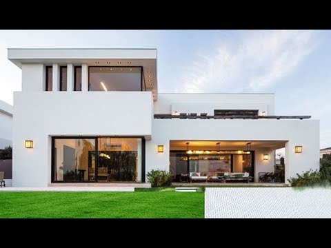 Cute Most Modern Double Floor House | Elevation | Design | Interior| Mak Home