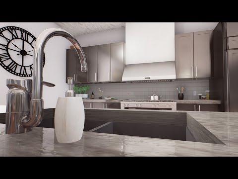 Architectural Visualization in Unreal Engine 4