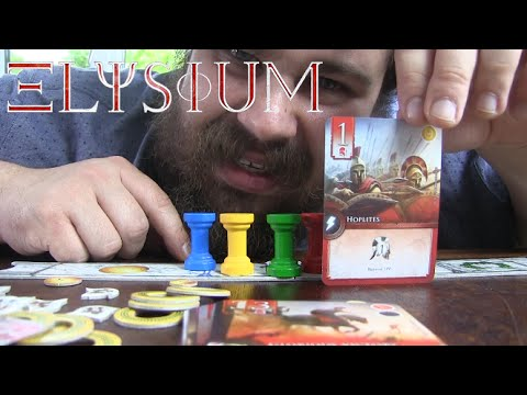 Elysium Review - Britain's Answer to Board Games