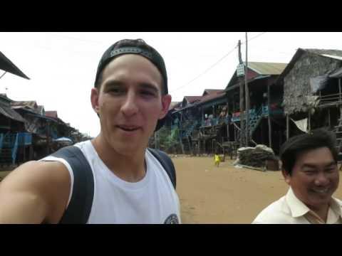 #3 Reasons You Should See Cambodia #BestInternship2015 JakeRich55