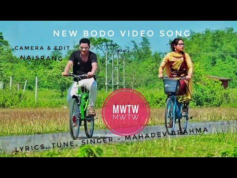 Mwtw Mwtw New Bodo video song