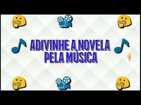 Adivinhe a novela pela música.  Se acerta comenta nos comentários