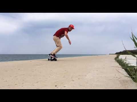 Серф-скейт, катаю на «Carver»