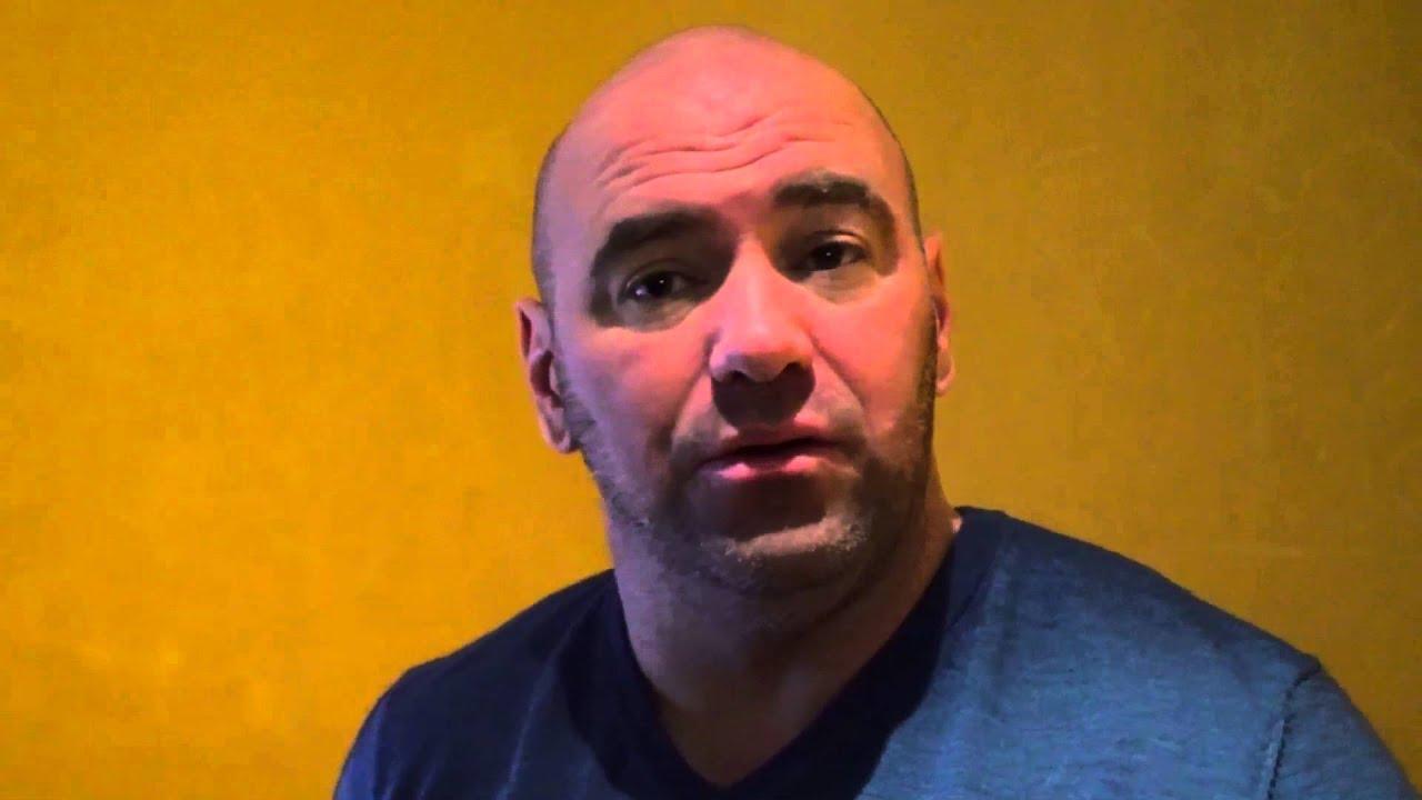 Download UFC boss Dana White and Matt Serra Discuss Lookin' for a Fight