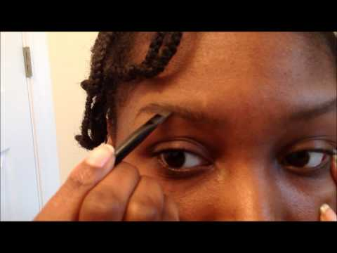YouTube Easy Cheap Fast Way to get Natural Looking Eyebrows Tutorial thumbnail