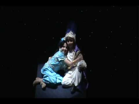 Braden & Addison - A Whole New World song.wmv