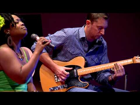 Sultry sister of soul | Mama Blue | TEDxJacksonville
