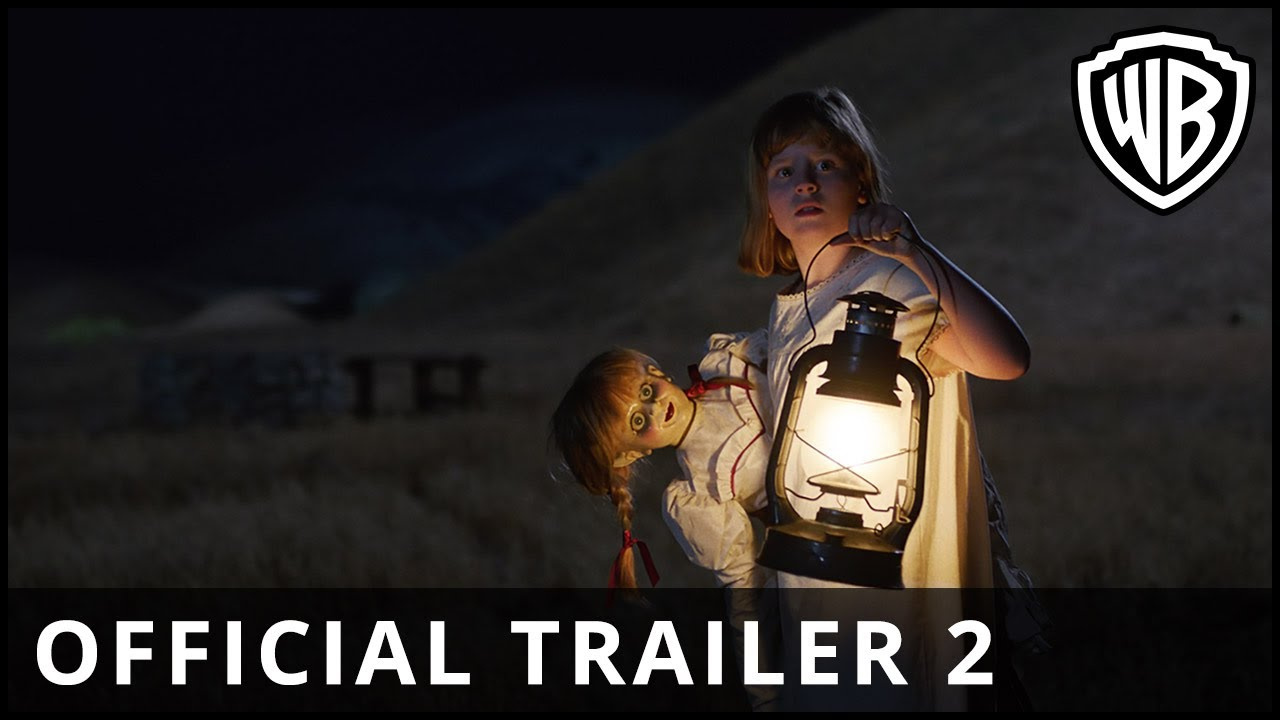 Download Annabelle: Creation - Official Trailer 2