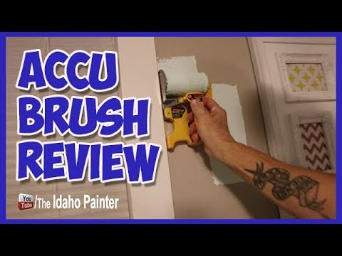 Accubrush Review.  STOP & WATCH before you buy!!!!!!!!