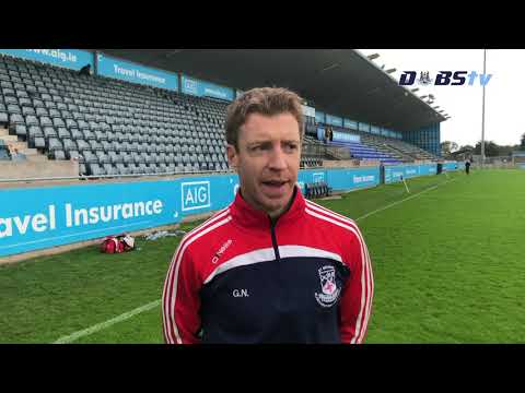 St Brigids' selector Graham Norton speaks to DubsTV