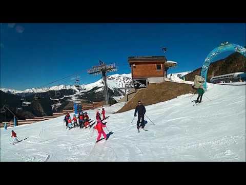 Canillo - Andorra Ski Feb 2017