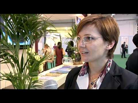 Anabela Radosevic, Dir Sales & Marketing, Jebel Ali Intl @ ATM 2011