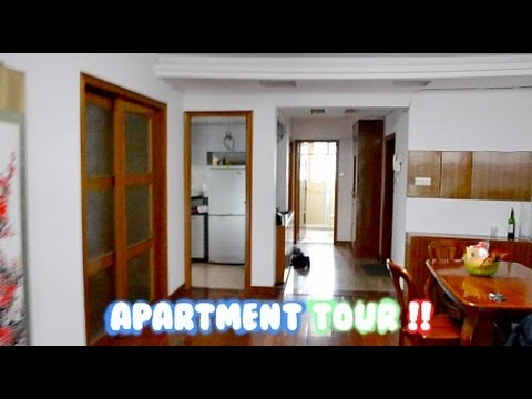 FUZHOU, CHINA APARTMENT TOUR