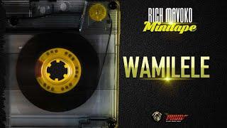 Rich Mavoko - Wamilele (Official Audio)