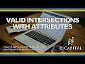 Valid Intersections With Attributes [Oracle PBCS Release - Feb 2017]