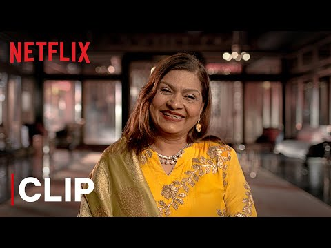 Who is Sima Aunty? 😮  | Mumbai's Top Matchmaker | Indian Matchmaking | Netflix India