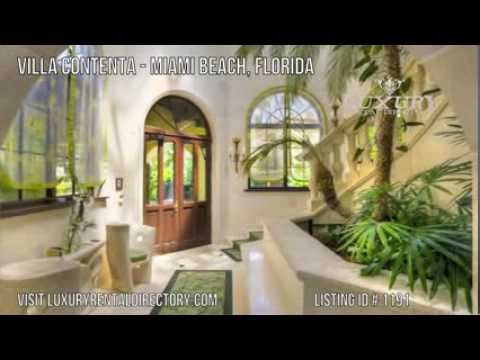 Villa Contenta Luxury Rental Home