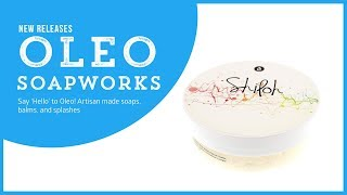New Releases - Oleo Soapworks